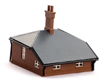 Level Crossing Gates And Keepers Cottage Kit