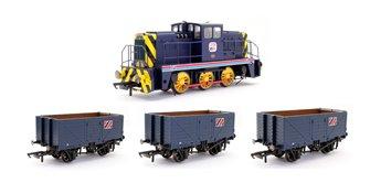 Golden Valley Loco & Wagon Pack Bundle