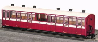 L&B Centre Observation Coach L&B no. 7