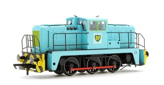 Golden Valley GV2014XS BP Janus 0-6-0 Diesel Loco - DCC Sound Fitted