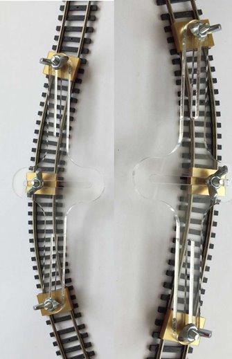 Golden Valley GVFTN N Gauge Flexi Track Tool (x 2)