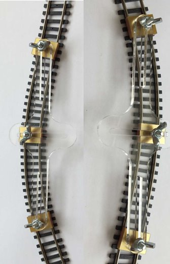 Golden Valley GVFTOO OO Gauge Flexi Track Tool (x 2)