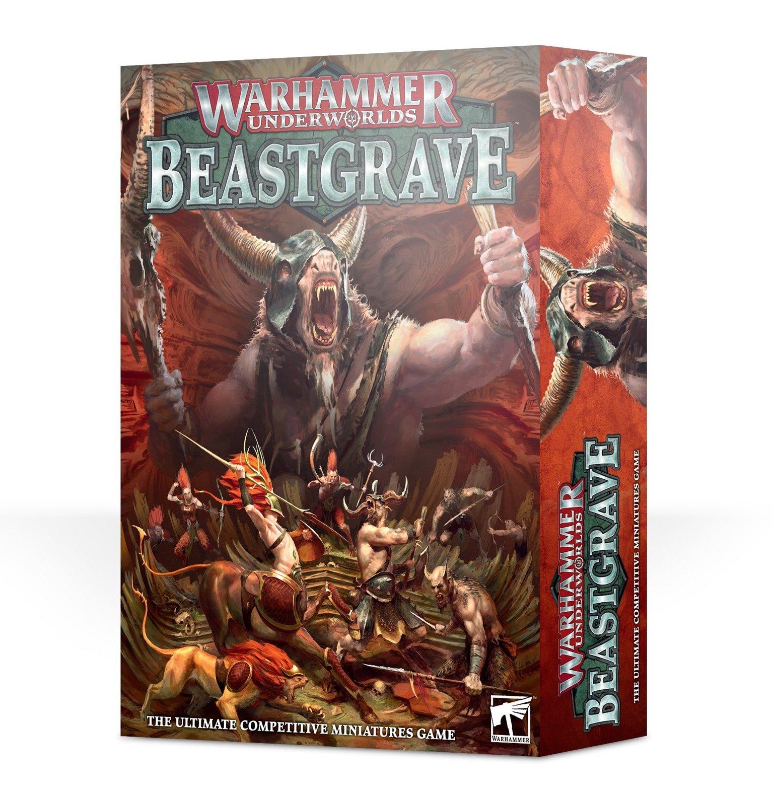Warhammer Underworlds Beastgrave