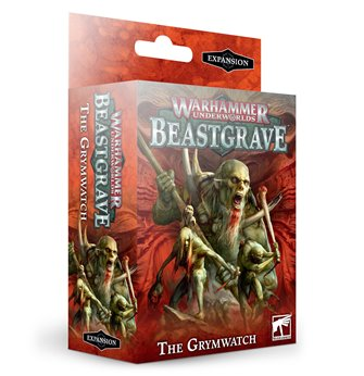 Warhammer Underworlds Beastgrave – The Grymwatch