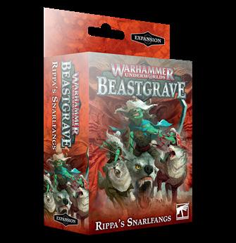 Warhammer Underworlds Beastgrave – Rippa's Snarlfangs