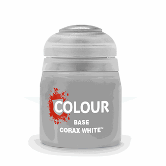 Citadel Base Corax White Paint Pot