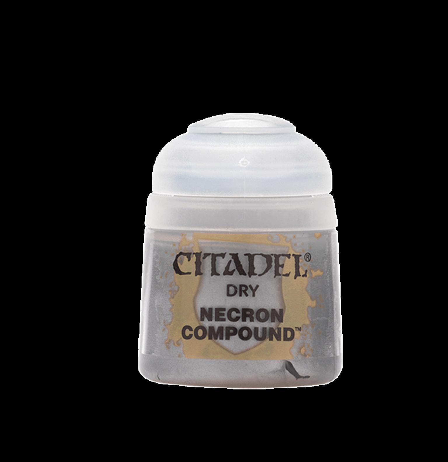 Citadel Dry Necron Compound Paint Pot