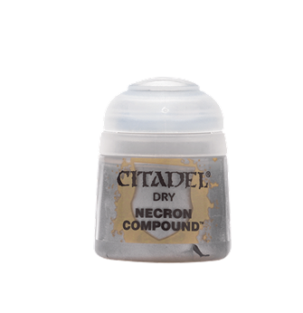 Citadel Dry Necron Compound Paint Pot