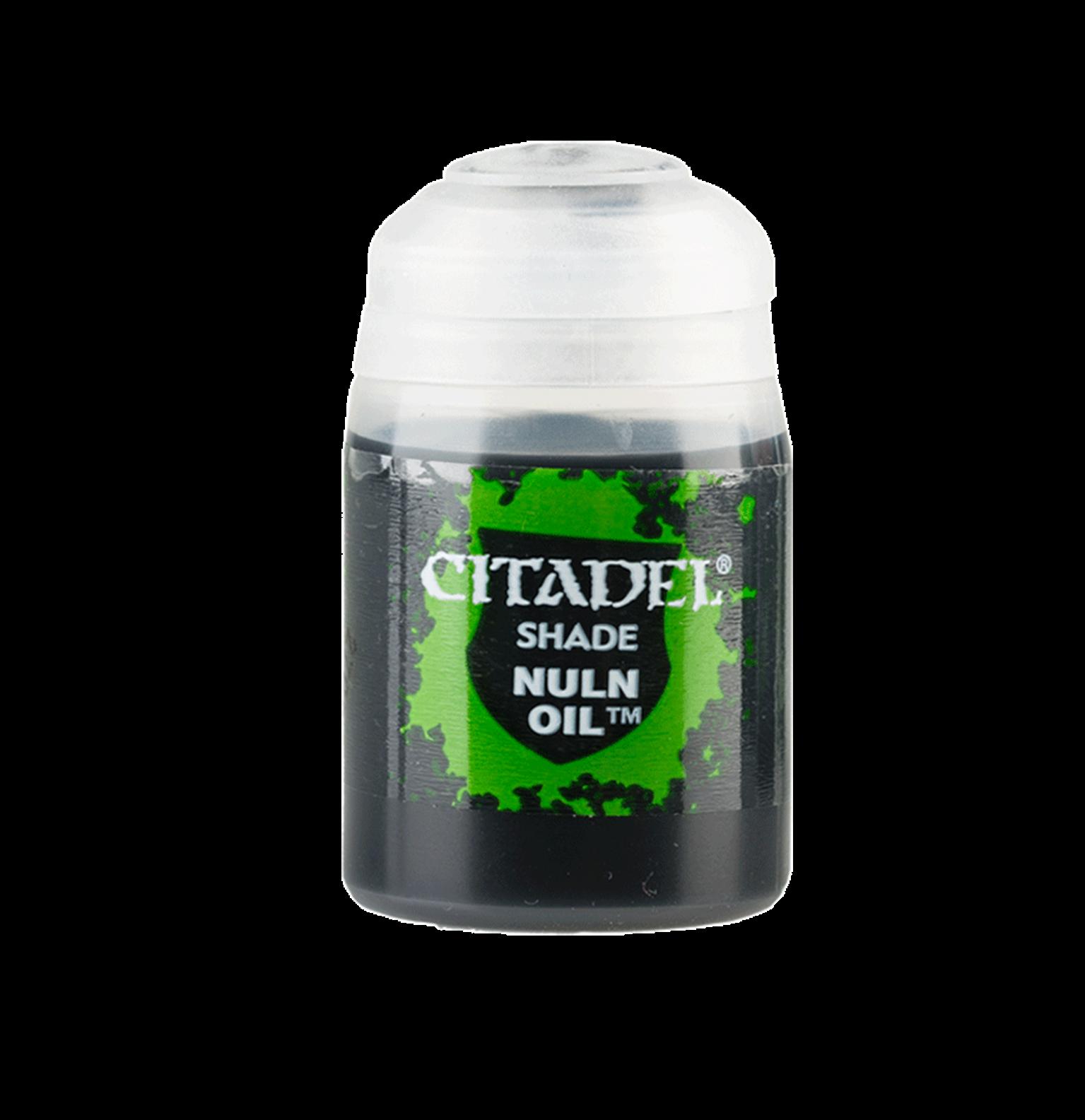 Citadel Shade Nuln Oil Paint Pot