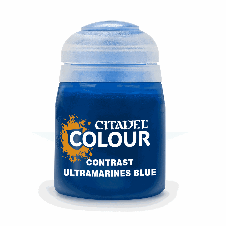 Citadel Contrast Ultramarine Blue Paint Pot