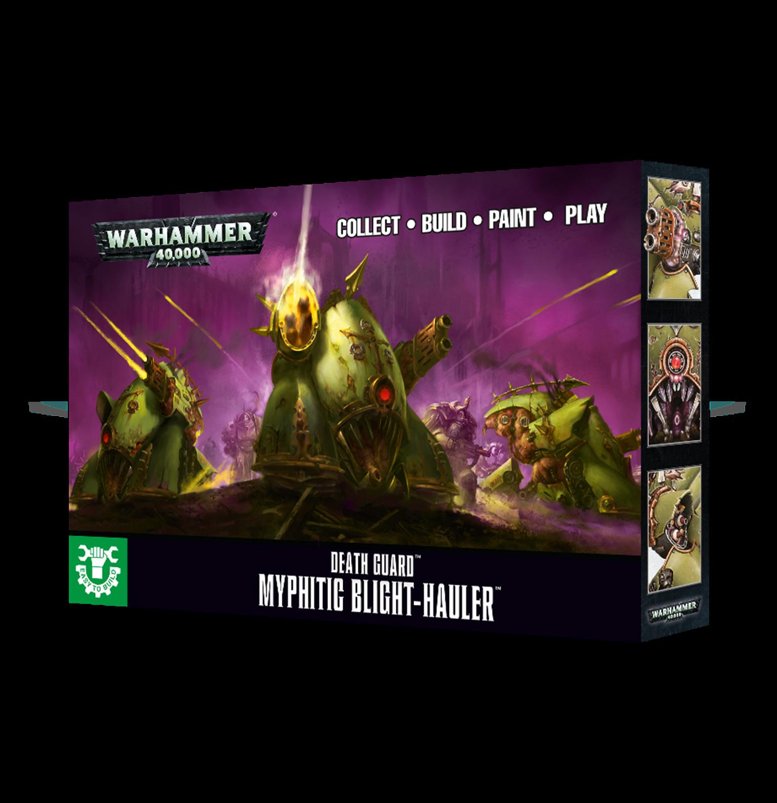 Warhammer 40,000 ETB Death Guard Myphitic Blight-Hauler