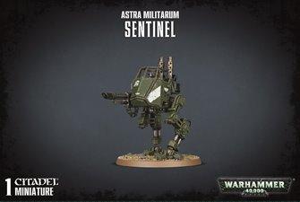 Warhammer 40,000 Astra Militarum Sentinel