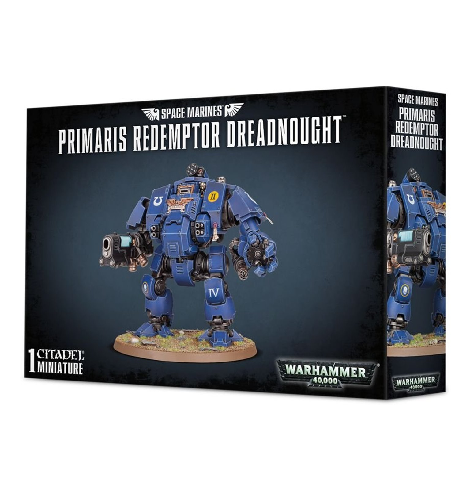 Warhammer 40,000 Space Marines Primaris Redemptor Dreadnought