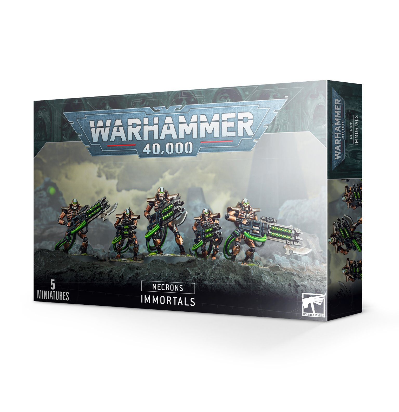 Warhammer 40,000 Necron Immortals