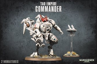 Warhammer 40,000 T'au Empire Commander