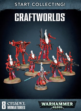 Warhammer 40,000 Start Collecting! Craftworlds