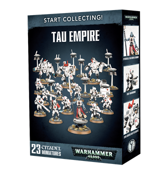 Warhammer 40,000 Start Collecting! Start Collecting! T'au Empire