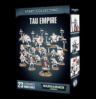 Warhammer 40,000 Start Collecting! Start Collecting! T'au Empire