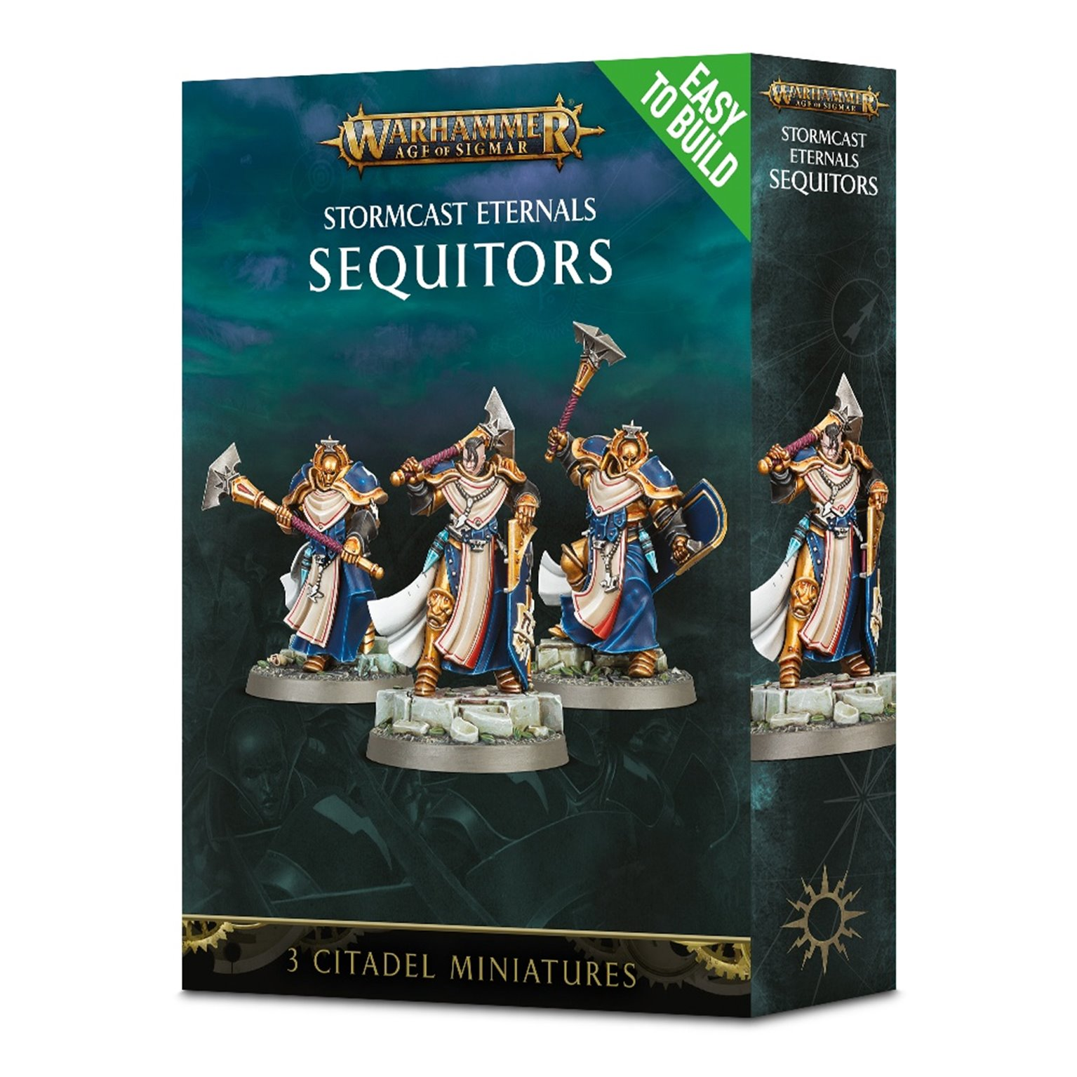 Warhammer Age of Sigmar Stormcast Eternals Sequitors