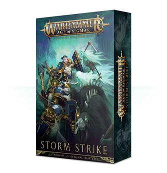 Warhammer Age of Sigmar Storm Strike