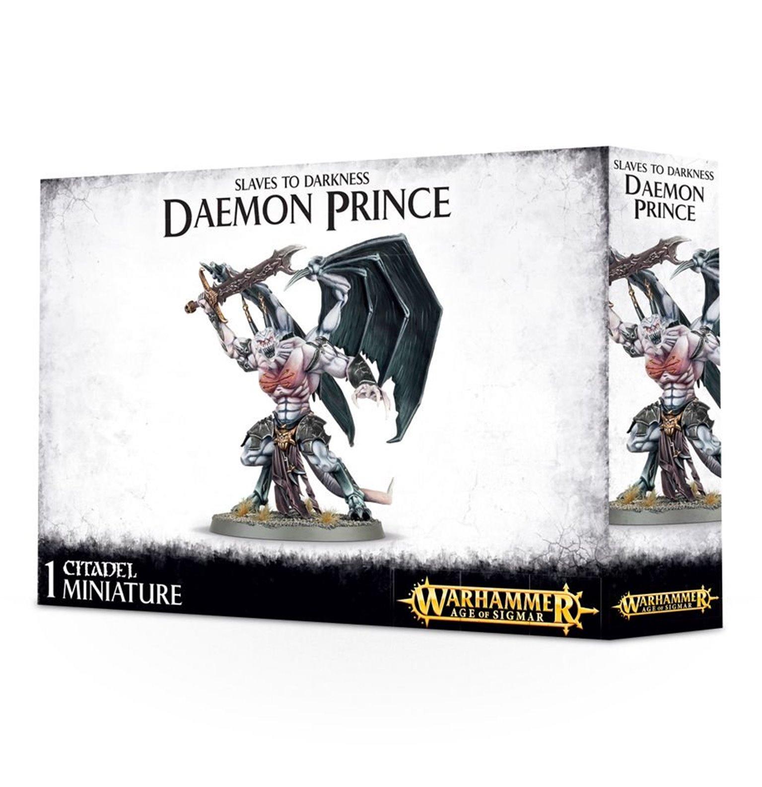 Warhammer Age of Sigmar Slaves to Darkness Daemon Prince