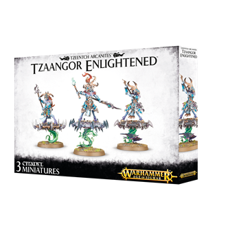 Warhammer Age of Sigmar Disciples of Tzeentch Tzaangor Enlightened