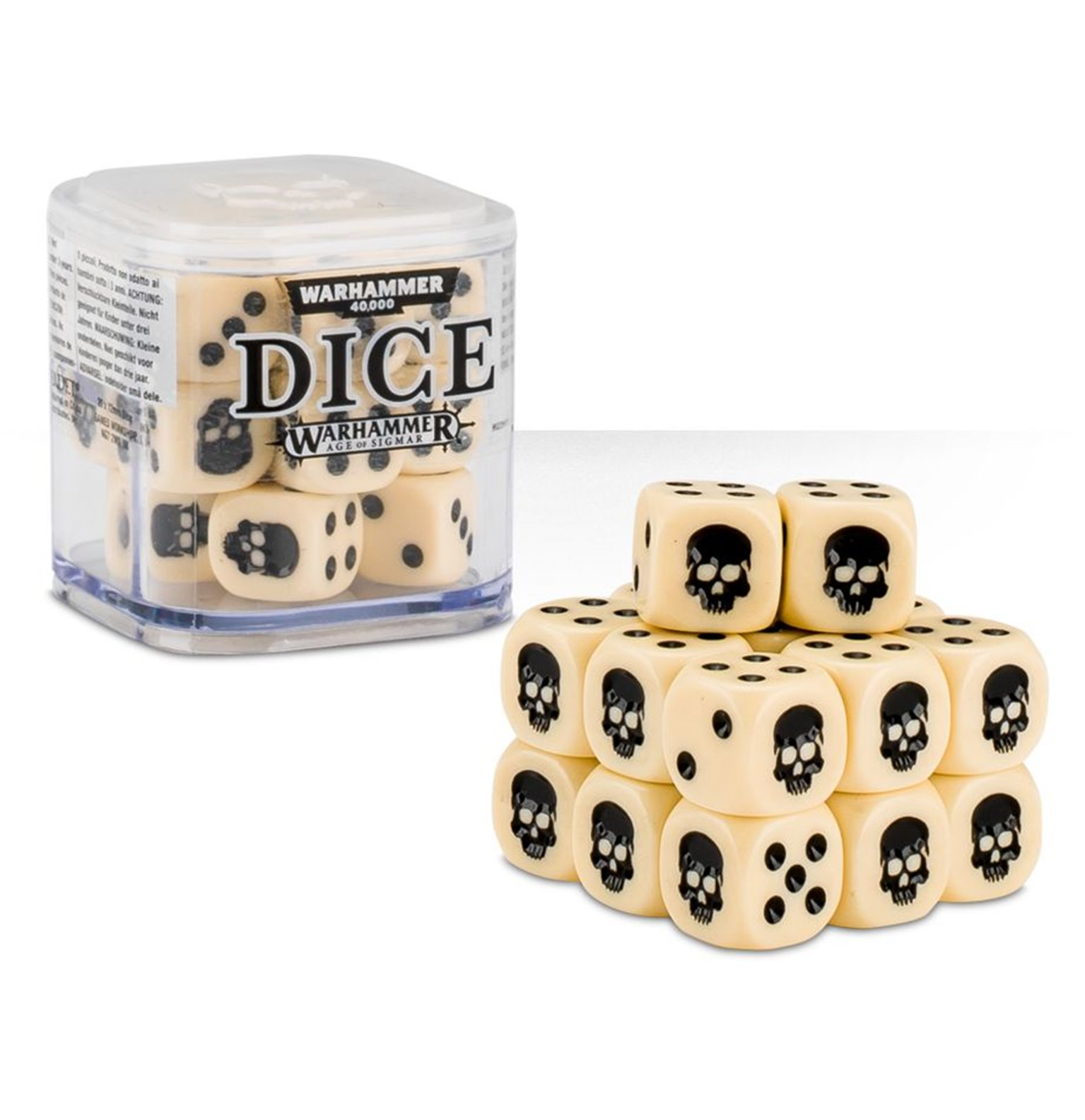 Citadel Dice Cube (Assorted Colours)