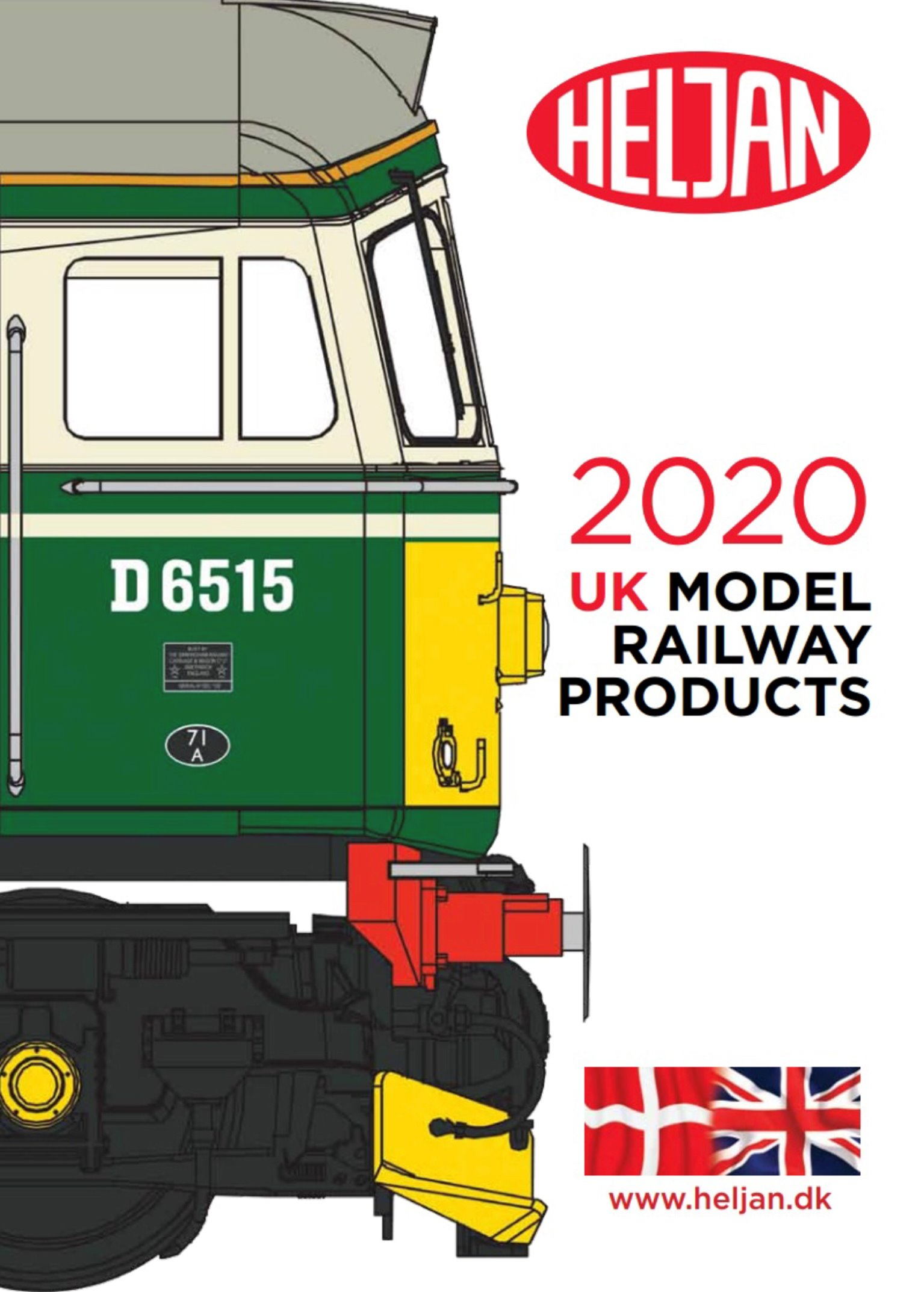 Heljan 2020 Catalogue