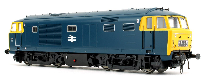 Class 35 Hymek BR Blue (Full Yellow Panel) Diesel Locomotive