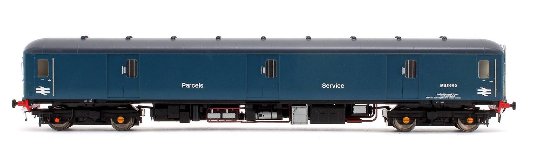 Class 128 DPU 'Parcel Service' BR Blue (Small Yellow Panels) Locomotive M55990