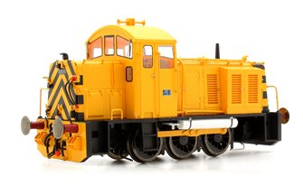 Class 07 (V2) 07001 in Peakstone Yellow Livery