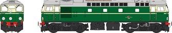 Class 26 BR Green unnumbered (tablet catcher recess)