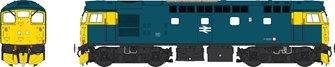 Class 26 BR Blue unnumbered (Inverness headlights)