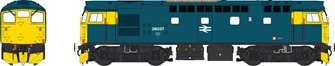 Class 26 BR Blue 26027 - Weathered