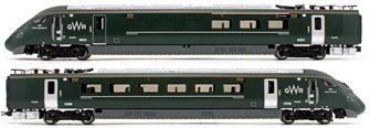 GWR, IEP Bi-Mode Class 800/0 'Queen Elizabeth II' & 'Queen Victoria' Driving Trailer Train Pack