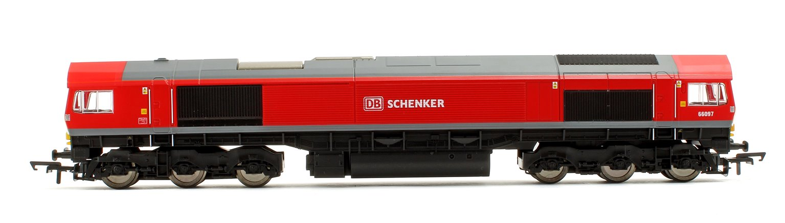Class 66 097 DB Cargo Ltd / DB Schenker Co-Co Diesel Locomotive
