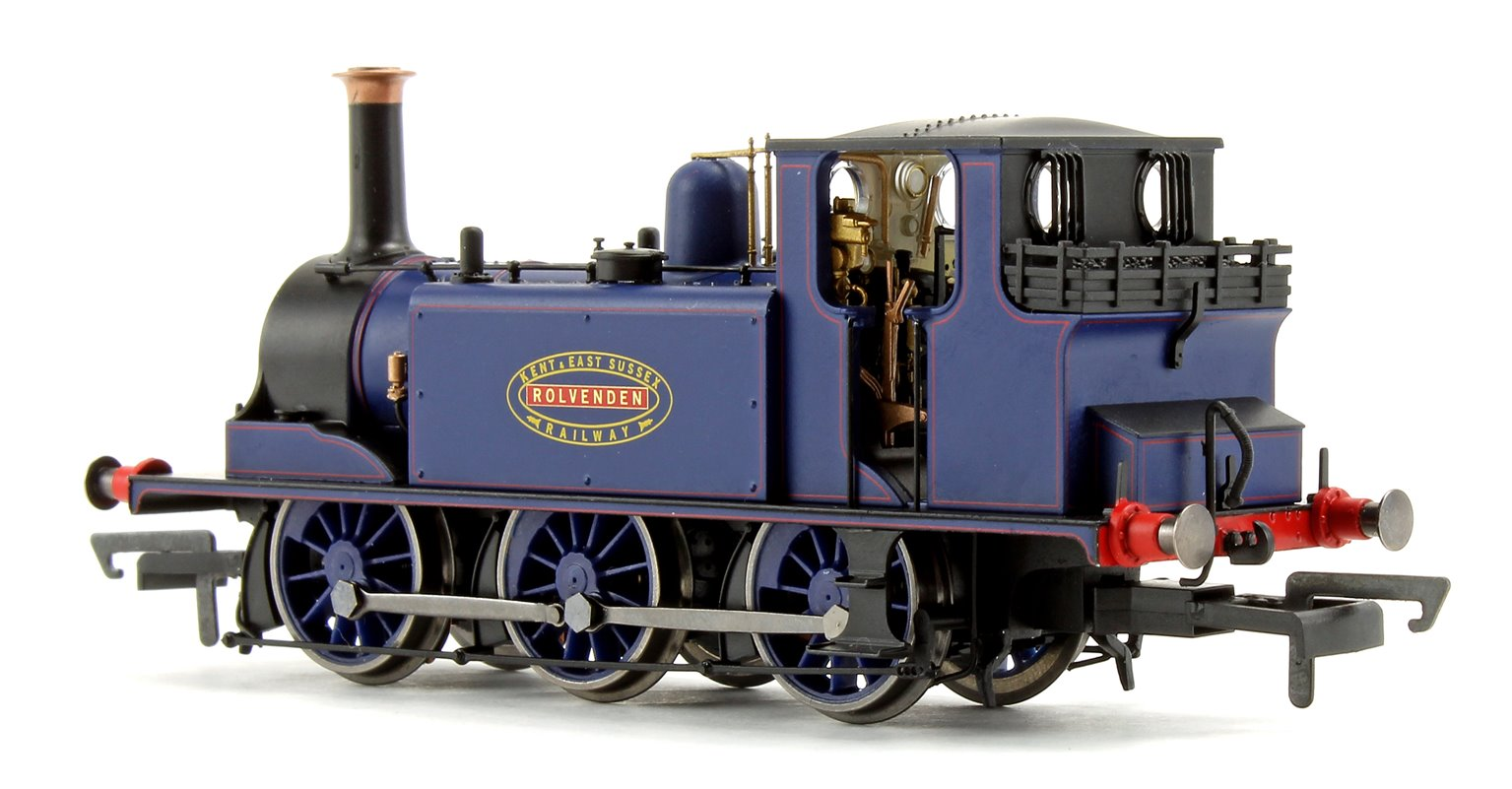 K&ESR, 'Terrier', 0-6-0T, No. 5 'Rolvenden'  DCC FITTED