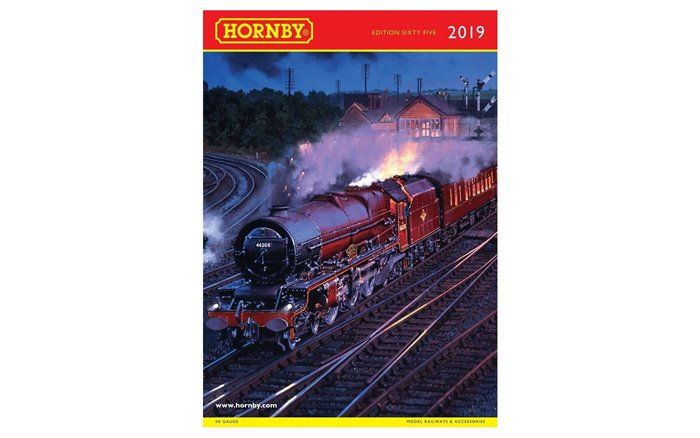 2019 Hornby Catalogue (65th Edition)