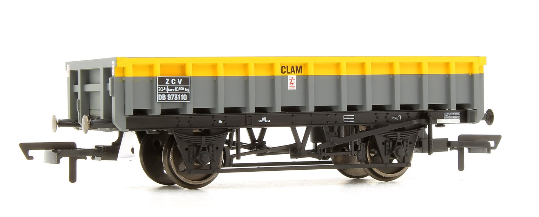 ZGV 'Clam' Wagon, Departmental