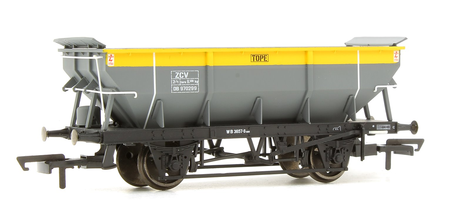 ZCV 'Tope' Wagon, Departmental