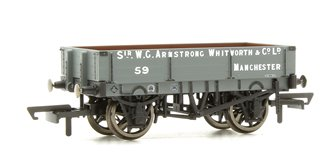 3 Plank Wagon, Armstrong Whitworth & Co. Ltd