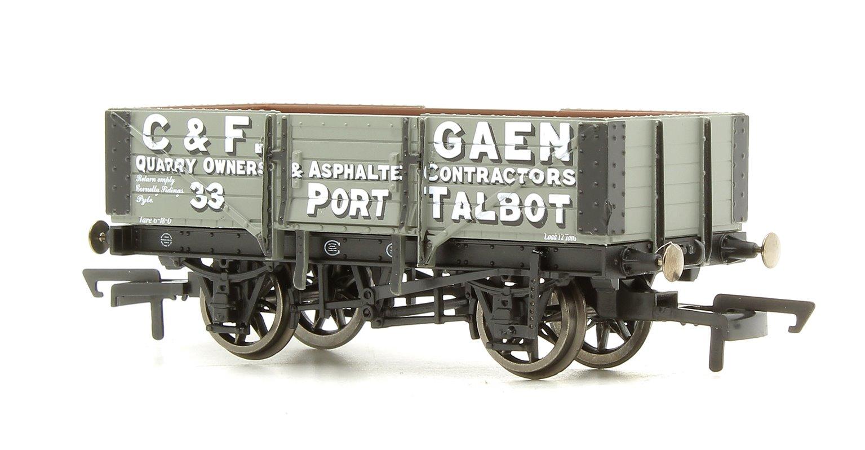 5 Plank Wagon, C&F Gean