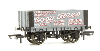 6 Plank Wagon, Scholes & Sons
