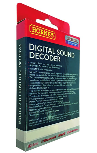 TTS Sound Decoder - Princess Royal Class