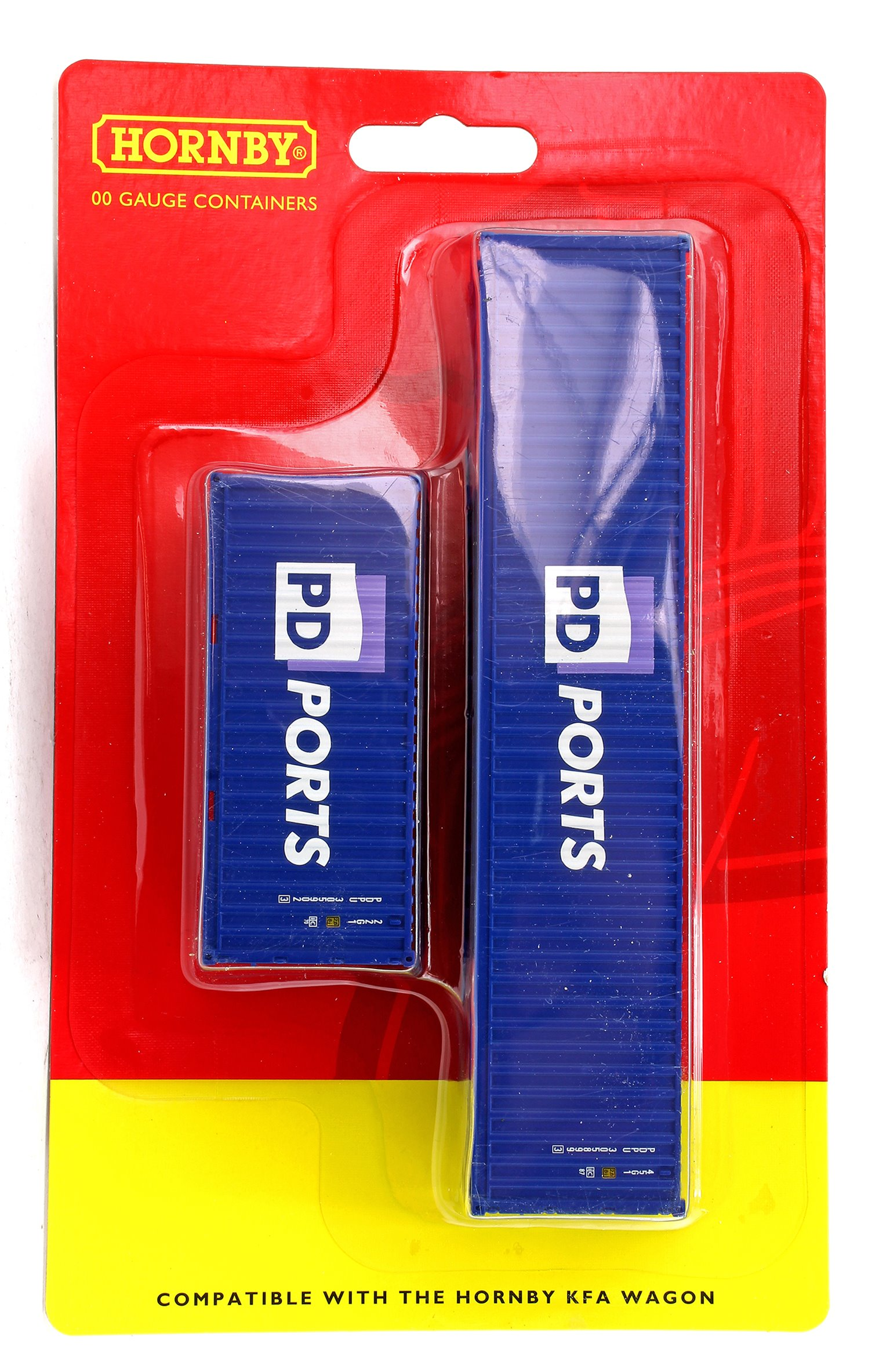 PD Ports 40ft & 20ft Containers 'PDPU3058993 & PDPU3059023'