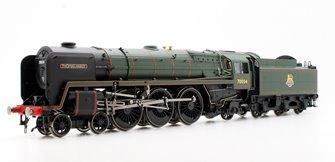 BR 4-6-2 'Thomas Hardy' Britannia Class - Early BR 4-6-2 Locomotive 70034