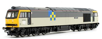 Class 60 015 'Bow Fell' BR Railfreight Co-Co Diesel Locomotive