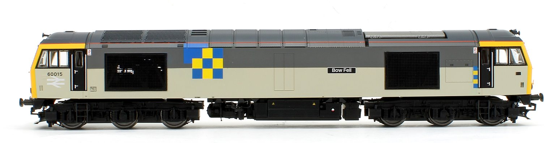 Class 60 015 'Bow Fell' BR Railfreight Co-Co Diesel Locomotive
