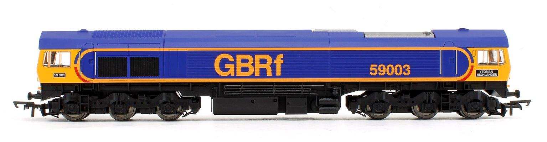 Class 59 003 'Yeoman Highlander' GBRf Diesel Locomotive