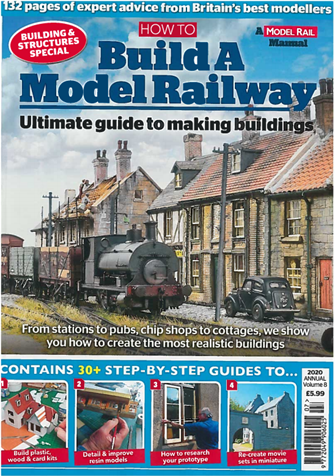 How To Build a Model Railway 2020